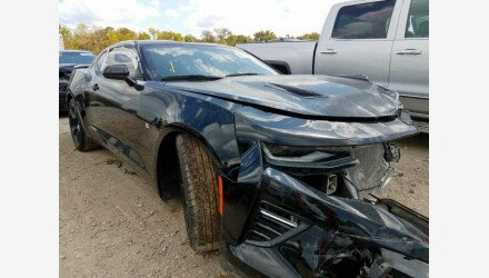 2018 Chevrolet Camaro SS Coupe for sale 101225003