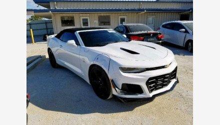 2018 Chevrolet Camaro for sale 101225053