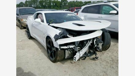 2018 Chevrolet Camaro SS Coupe for sale 101225377