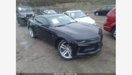 2018 Chevrolet Camaro LT Coupe for sale 101236518