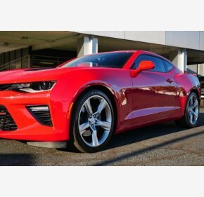 2018 Chevrolet Camaro SS Coupe for sale 101236866