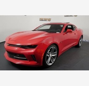 2018 Chevrolet Camaro LT Coupe for sale 101253122