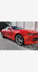 2018 Chevrolet Camaro for sale 101268001