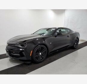 2018 Chevrolet Camaro LT Coupe for sale 101272987