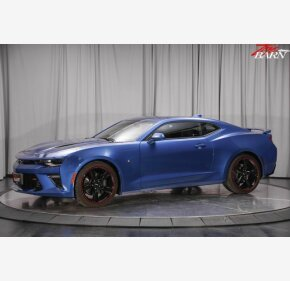 2018 Chevrolet Camaro SS Coupe for sale 101278265