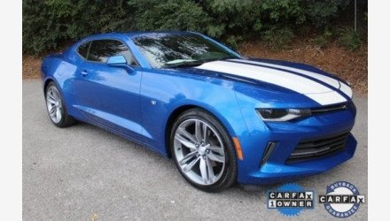 2018 Chevrolet Camaro for sale 101280585