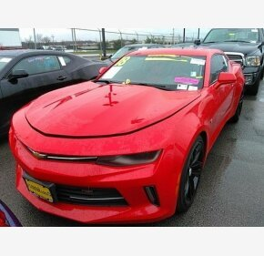 2018 Chevrolet Camaro LT Coupe for sale 101283056
