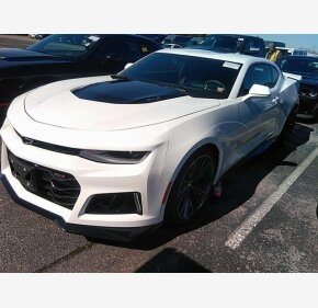 2018 Chevrolet Camaro for sale 101283075