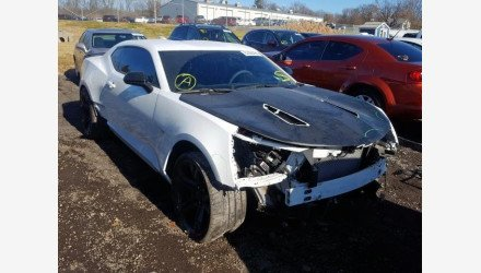 2018 Chevrolet Camaro SS Coupe for sale 101284188
