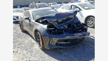 2018 Chevrolet Camaro LT Coupe for sale 101285398