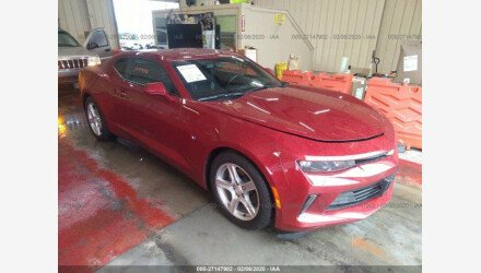 2018 Chevrolet Camaro for sale 101288003