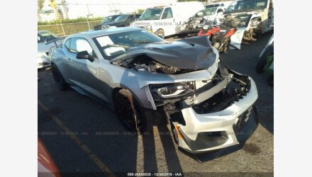 2018 Chevrolet Camaro for sale 101288018