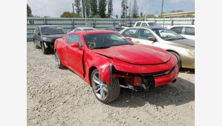 2018 Chevrolet Camaro LT Coupe for sale 101291183