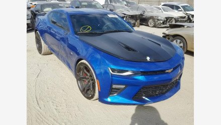 2018 Chevrolet Camaro SS Coupe for sale 101294926