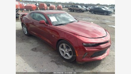 2018 Chevrolet Camaro LT Coupe for sale 101297372