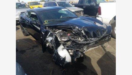 2018 Chevrolet Camaro for sale 101302075