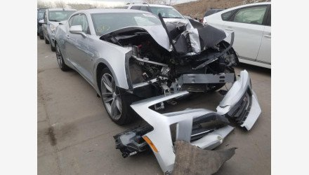 2018 Chevrolet Camaro LT Coupe for sale 101302138