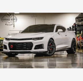 2018 Chevrolet Camaro for sale 101302215