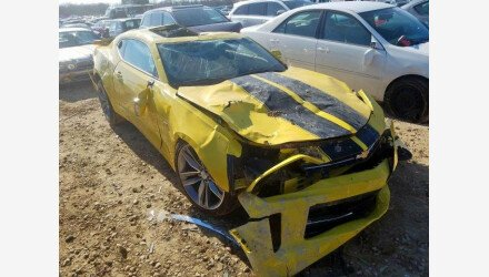 2018 Chevrolet Camaro LT Coupe for sale 101304393
