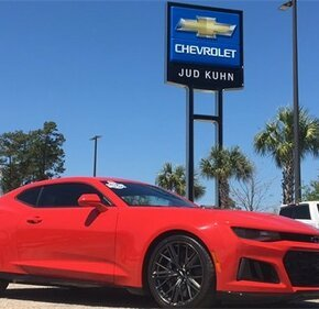 2018 Chevrolet Camaro for sale 101316189