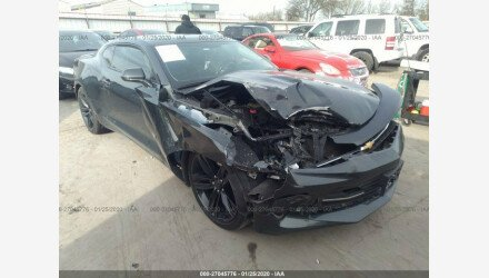 2018 Chevrolet Camaro LT Coupe for sale 101322413
