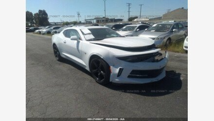 2018 Chevrolet Camaro for sale 101322431