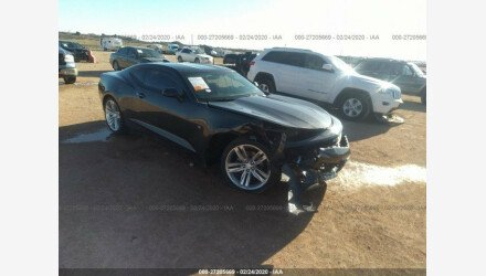 2018 Chevrolet Camaro for sale 101323277