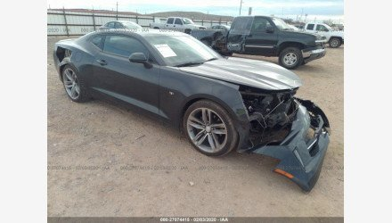 2018 Chevrolet Camaro LT Coupe for sale 101325879