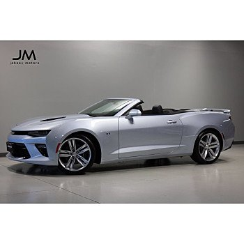2018 Chevrolet Camaro SS for sale 101341740