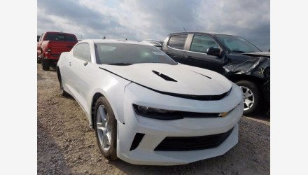 2018 Chevrolet Camaro for sale 101344050