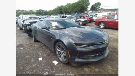 2018 Chevrolet Camaro LT Coupe for sale 101349738