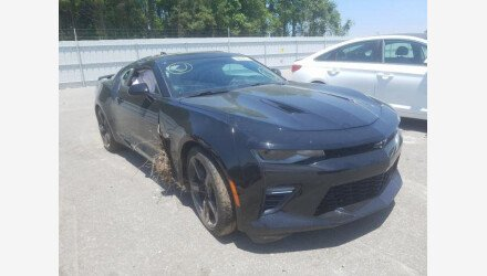 2018 Chevrolet Camaro for sale 101357830