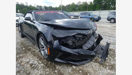 2018 Chevrolet Camaro for sale 101357936