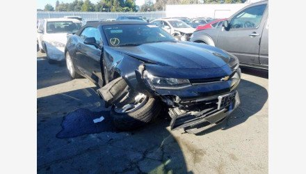 2018 Chevrolet Camaro for sale 101380470