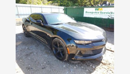 2018 Chevrolet Camaro LT Coupe for sale 101381493