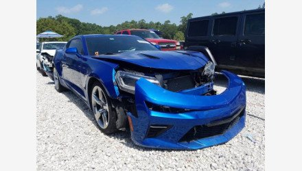 2018 Chevrolet Camaro SS Coupe for sale 101383560