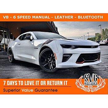 2018 Chevrolet Camaro for sale 101388002