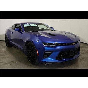 2018 Chevrolet Camaro SS for sale 101395245