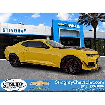 2018 Chevrolet Camaro for sale 101397492
