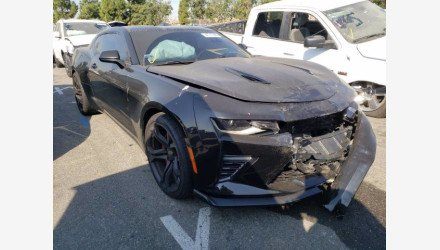 2018 Chevrolet Camaro SS Coupe for sale 101408280