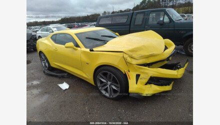 2018 Chevrolet Camaro LT Coupe for sale 101409964