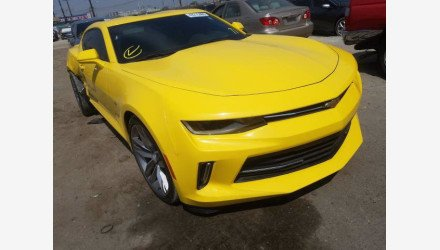 2018 Chevrolet Camaro for sale 101410506
