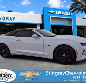 2018 Chevrolet Camaro for sale 101415312