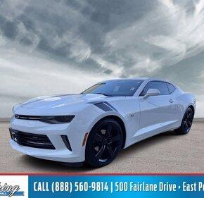 2018 Chevrolet Camaro for sale 101422926