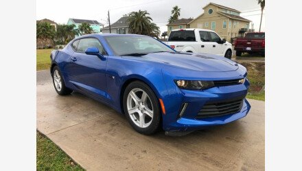 2018 Chevrolet Camaro LT Coupe for sale 101434159