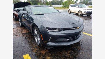 2018 Chevrolet Camaro for sale 101437865
