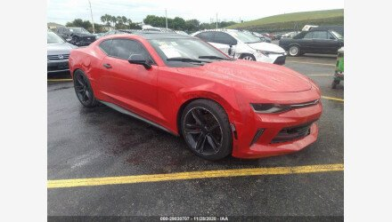 2018 Chevrolet Camaro LT Coupe for sale 101438802