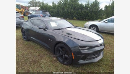 2018 Chevrolet Camaro LT Coupe w/ 2LT for sale 101438809