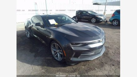 2018 Chevrolet Camaro LT Coupe for sale 101439847