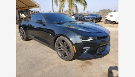 2018 Chevrolet Camaro SS Coupe for sale 101441174